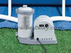 Intex 28638 Насос фильтрующий картриджный