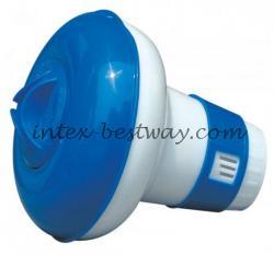 Intex 29040 поплавок-дозатор для химии
