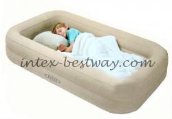 Intex 66810 детская надувная кровать