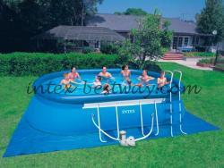Intex 54432 Каркасный бассейн