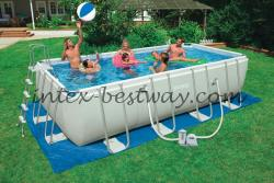 Intex 54482 каркасный бассейн