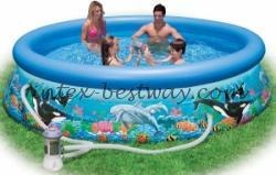 Intex 28126 Надувной бассейн