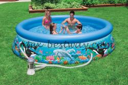 Intex 28136 Надувной бассейн
