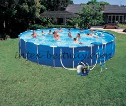 Intex 54950 Каркасный бассейн