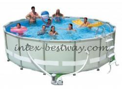 Intex 54956 Каркасный бассейн