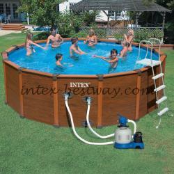 Intex 54972 Каркасный бассейн