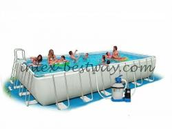 Intex 54988 каркасный бассейн