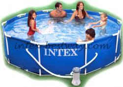 Intex 28202 каркасный бассейн