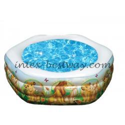 Intex 57497  Надувной бассейн
