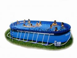Intex 54934 Каркасный бассейн