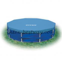 Intex 58901 Тент для каркасного круглого бассейна