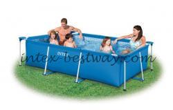Intex 58980 Каркасный бассейн