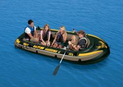 Intex 68351 лодка