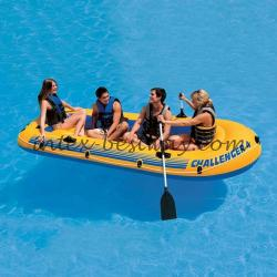 "Intex 68371 надувная лодка ""Mariner"