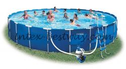 Intex 54948 каркасный бассейн