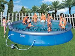 BESTWAY 57236  надувной бассейн