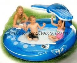 Intex 57435 Надувной бассейн
