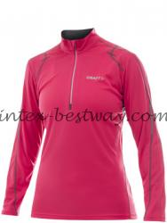 Craft Performance Run LS Halfzip Wmn