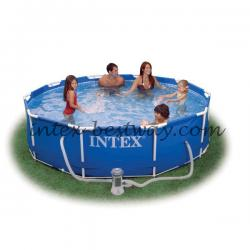 Intex 28212 каркасный бассейн
