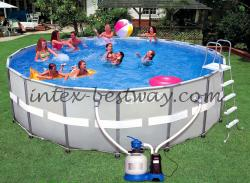 Intex 54958 каркасный бассейн
