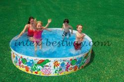 Intex 58472 Детский каркасный бассейн