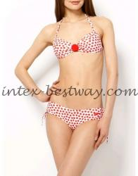 Arena Купальник LITTLE POIS KNOT BANDEAU 14517-41