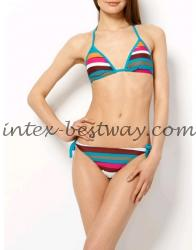 Arena ASYMMETRICAL STRIPES SLIDING T 19601-48