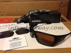Oakley STYLE SWITCH POLISHED BLACK BLACK IRIDIUM &VR28 BLACK IRIDIUM