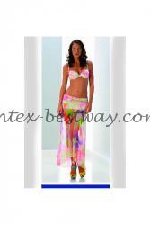 Пляжная юбка-платье Amarea A609